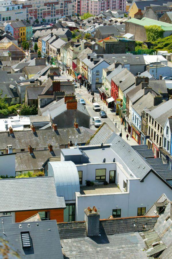 Jim McCarthy Photographer Cork - Photography Prints - Shandon Street Cork #9617