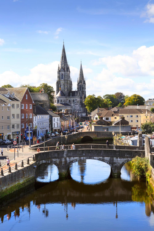 Jim McCarthy Photographer Cork South Gate Bridge Cork #5163