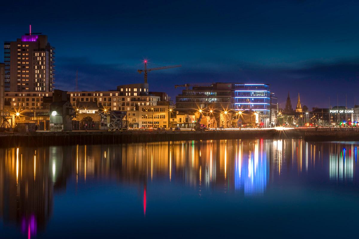 Jim McCarthy Photographer Cork - Photography Prints - Kennedy Quay Cork #4230