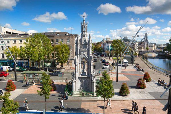 Jim McCarthy Photographer Cork - Photography Prints - National Monument Grand Parade Cork #5179