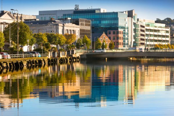Jim McCarthy Photographer Cork - Photography Prints - Parnell Bridge Cork #5655