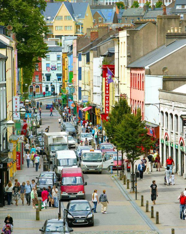 Jim McCarthy Photographer Cork - Photography Prints - North Main Street Cork #9464