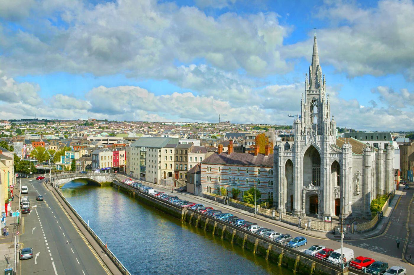 Jim McCarthy Photographer Cork - Photography Prints - Holy Trinity Church Cork #9770