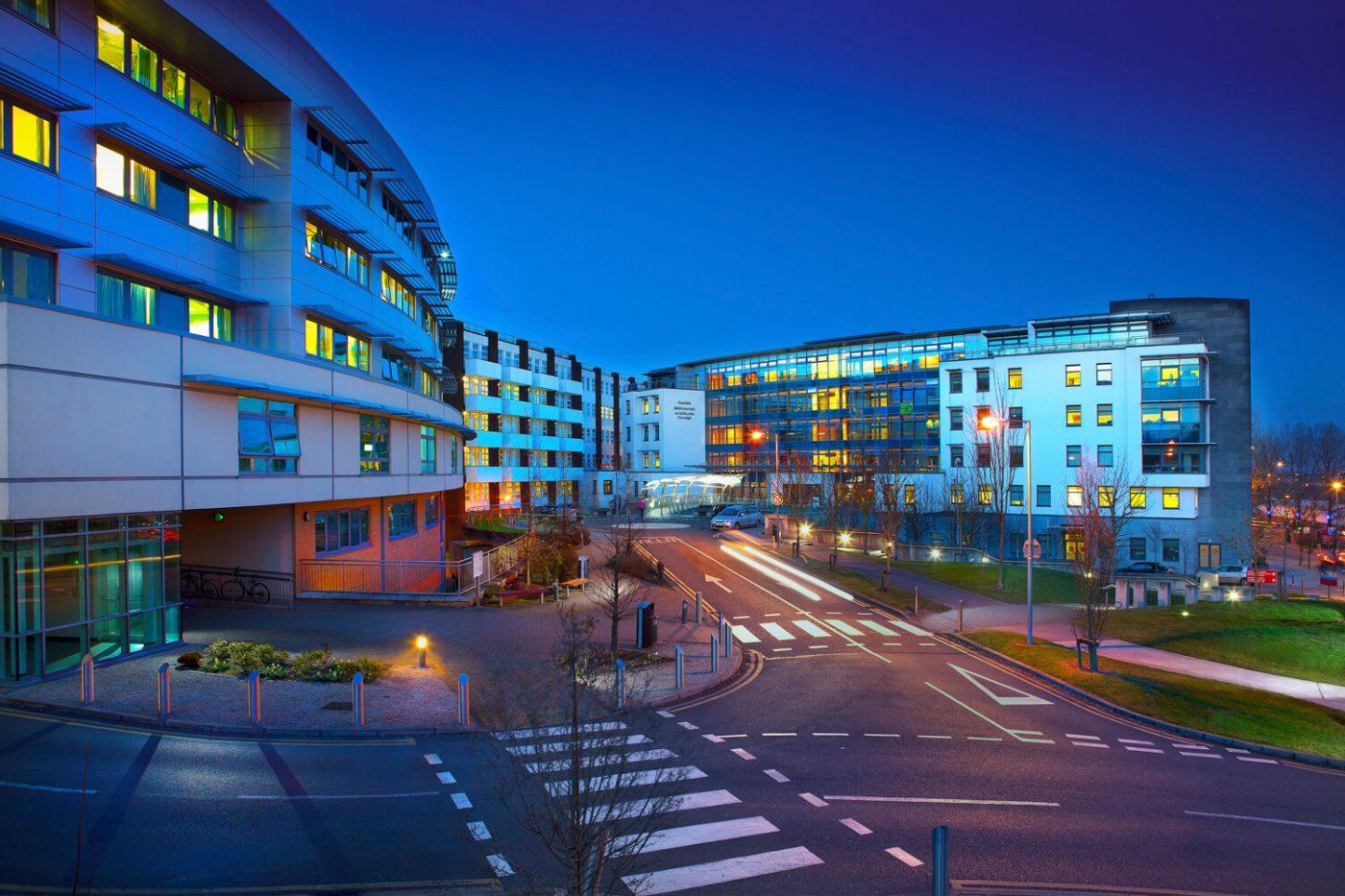 Jim McCarthy Photographer Cork - Photography Prints - Cork University Hospital