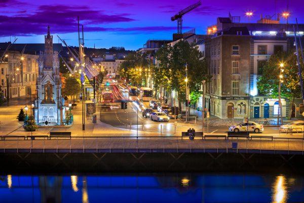 Jim McCarthy Photographer Cork - Photography Prints - Grand Parade Cork #6912